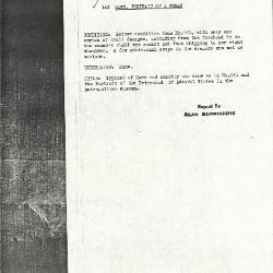 Image for K0142 - Alan Burroughs report, circa 1930s-1940s