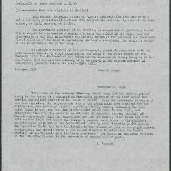 Image for K1424 - Expert opinion by Longhi et al., 1935-1936