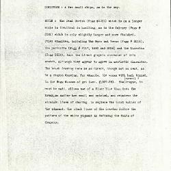 Image for K1538 - Alan Burroughs report, circa 1930s-1940s