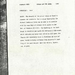 Image for K1541 - Alan Burroughs report, circa 1930s-1940s