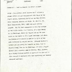 Image for K1536 - Alan Burroughs report, circa 1930s-1940s