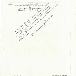Image for K0148 - Expert opinion by Perkins, circa 1920s-1940s