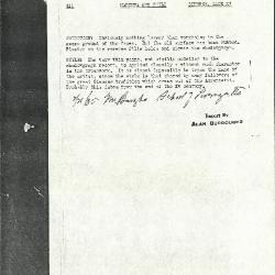 Image for K0157 - Alan Burroughs report, circa 1930s-1940s
