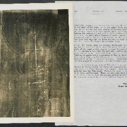 Image for K0156 - Alan Burroughs report, circa 1930s-1940s