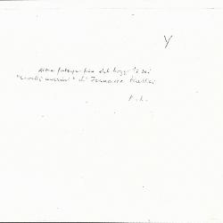 Image for K1574 - Expert opinion by Longhi, circa 1920s-1950s