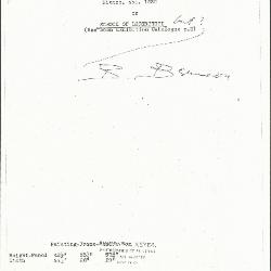 Image for K0157 - Expert opinion by Berenson, circa 1920s-1950s