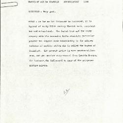 Image for K1592 - Alan Burroughs report, circa 1930s-1940s