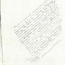 Image for K0158 - Expert opinion by Perkins, circa 1920s-1940s