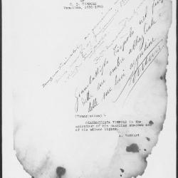 Image for K0161 - Expert opinion by Perkins et al., circa 1920s-1940s