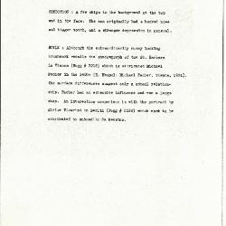 Image for K1593 - Alan Burroughs report, circa 1930s-1940s