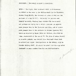 Image for K1586 - Alan Burroughs report, circa 1930s-1940s
