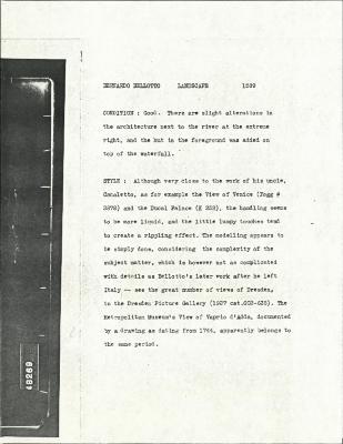 Image for K1589 - Alan Burroughs report, circa 1930s-1940s