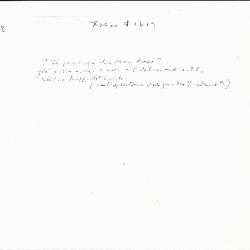 Image for K1617 - Expert opinion by Longhi, circa 1920s-1950s