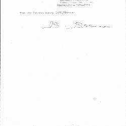 Image for K0162 - Expert opinion by Berenson, circa 1920s-1950s
