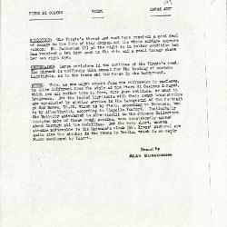 Image for K0169 - Alan Burroughs report, circa 1930s-1940s