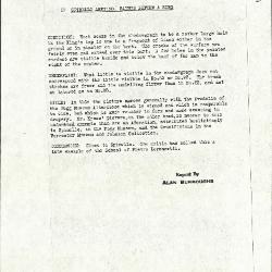 Image for K0017 - Alan Burroughs report, circa 1930s-1940s
