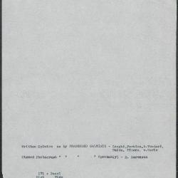 Image for K0171 - Art object record, circa 1930s-1950s