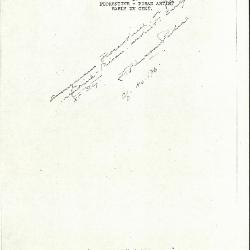 Image for K0177 - Expert opinion by Perkins, circa 1920s-1940s