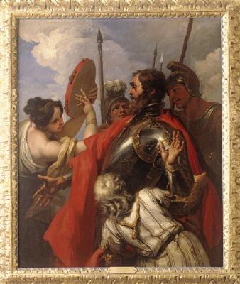 Image for Jephthah and His Daughter