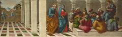 Image for The Flight into Egypt: Christ Among the Doctors