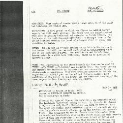 Image for K0190 - Alan Burroughs report, circa 1930s-1940s