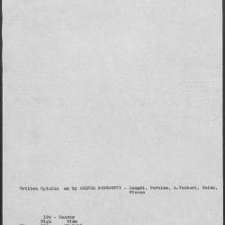 Image for K0194 - Art object record, circa 1930s-1950s