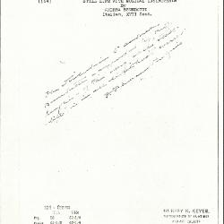 Image for K0194 - Expert opinion by Perkins, circa 1920s-1940s