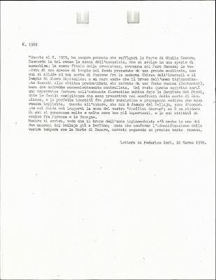Image for K1929 - Expert opinion by Zeri, circa 1950s-1960s