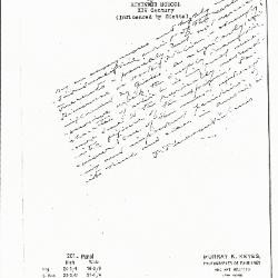 Image for K0201 - Expert opinion by Perkins, circa 1920s-1940s
