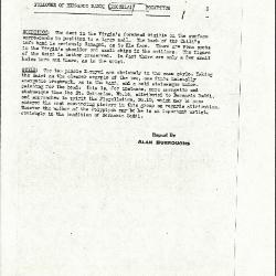Image for K0204 - Alan Burroughs report, circa 1930s-1940s