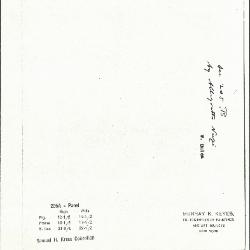 Image for K0205A - Expert opinion by Suida, circa 1920s-1950s