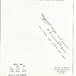 Image for K0205B - Expert opinion by Perkins, circa 1920s-1940s