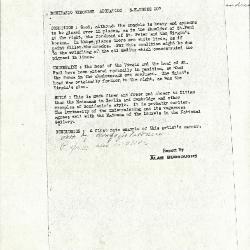 Image for K0207 - Alan Burroughs report, circa 1930s-1940s