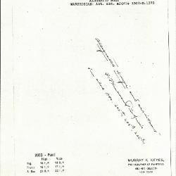 Image for K0205D - Expert opinion by Perkins, circa 1920s-1940s