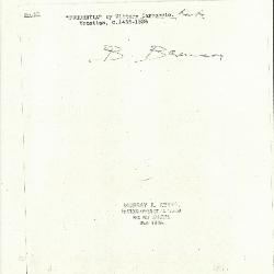 Image for K0021 - Expert opinion by Berenson, circa 1920s-1950s