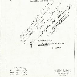 Image for K0212 - Expert opinion by Perkins et al., circa 1920s-1940s