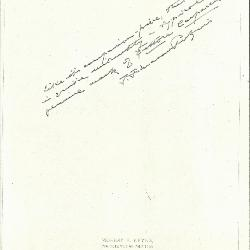 Image for K0021 - Expert opinion by Perkins, circa 1920s-1940s