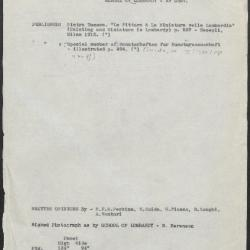 Image for K0022 - Art object record, circa 1930s-1950s