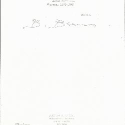 Image for K0226 - Expert opinion by Berenson, circa 1920s-1950s