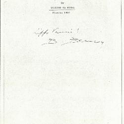 Image for K0219 - Expert opinion by Berenson, circa 1920s-1950s