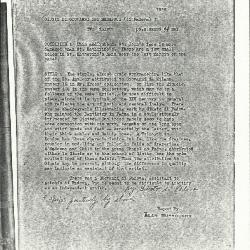 Image for K0231A - Alan Burroughs report, circa 1930s-1940s