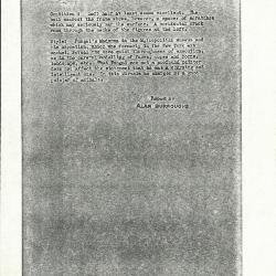 Image for K0248 - Alan Burroughs report, circa 1930s-1940s
