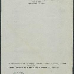 Image for K0251 - Art object record, circa 1930s-1950s