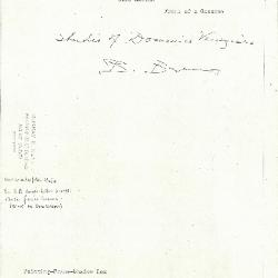 Image for K0251 - Expert opinion by Berenson, circa 1920s-1950s