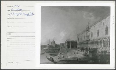 Image for K0252 - National Gallery of Art mounted photograph, circa 1940s-1950s