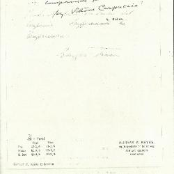 Image for K0025 - Expert opinion by Suida, circa 1920s-1950s