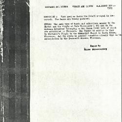 Image for K0259 - Alan Burroughs report, circa 1930s-1940s
