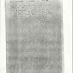 Image for K0263 - Alan Burroughs report, circa 1930s-1940s