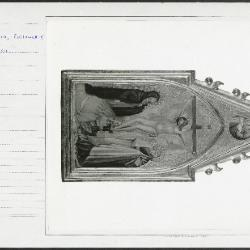 Image for K0027 - National Gallery of Art mounted photograph, circa 1940s-1950s