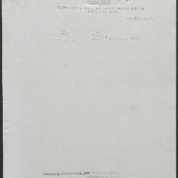 Image for K0261 - Expert opinion by Berenson, circa 1920s-1950s